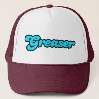 Greaser Logo Trucker Hat