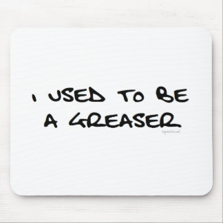 Greaser Mouse Pad