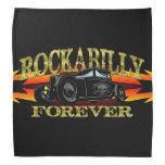 Greaser Rockabilly Hot Rod Bandana