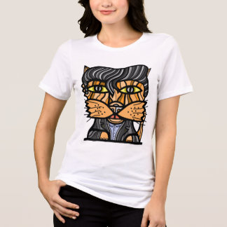 """Greaser"" Women's Relaxed Fit T-Shirt"