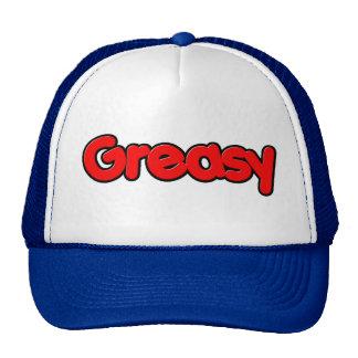 Greasy Logo Trucker Hat