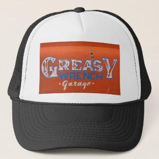 Greasy Wrench Trucker Hat