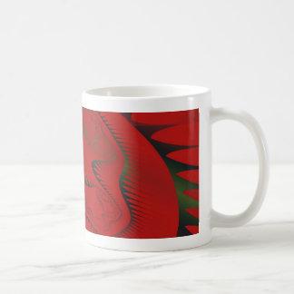 Great1RedGreenMugFrac Coffee Mug