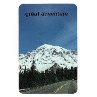 great adventures magnet