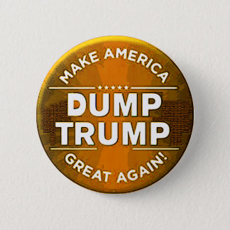 GREAT AGAIN BUTTON