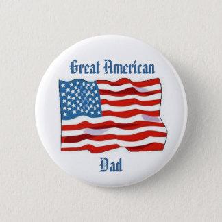 Great Amerian Dad Button