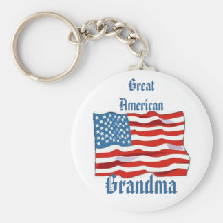 Great American Grandma keychain