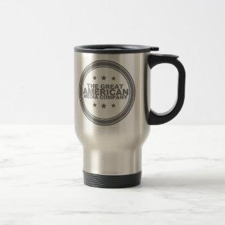 Great American Media Company Logo Travel Mug