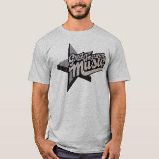 Great American Music Record Store T-Shirt