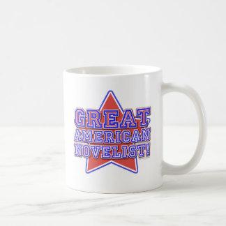 Great American Novelist Coffee Mug
