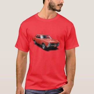 Great American red GTO poll shirt