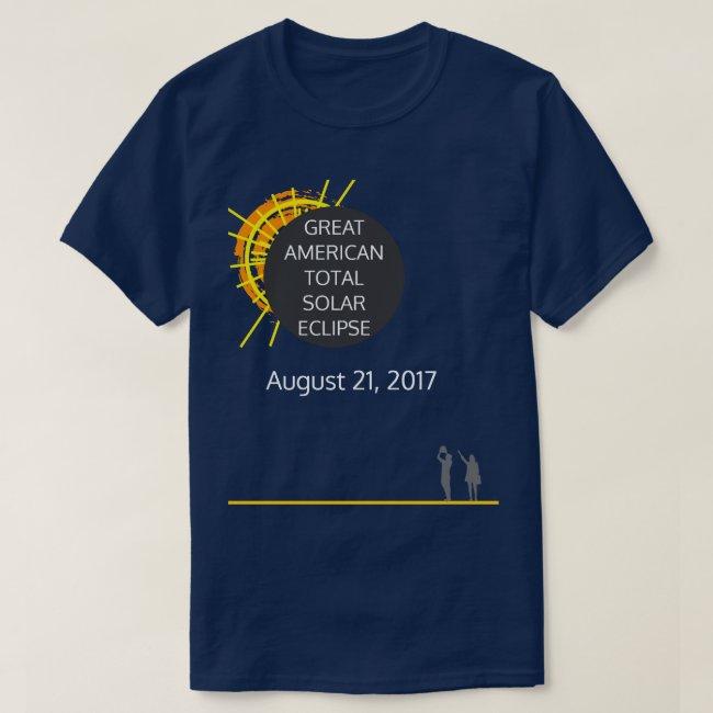 Great American Total Solar Eclipse cool custom