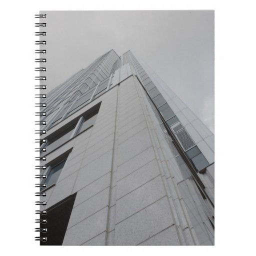 Great American Tower at Queen City Square Spiral Notebooks