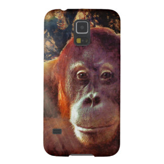 Great Ape Orangutan Wildlife Animal-Lovers Galaxy S5 Cover
