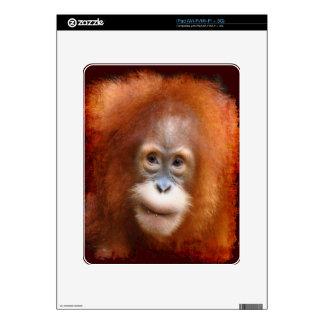Great Ape Orangutan Wildlife Animal-Lovers iPad Skin