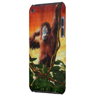 Great Ape Orangutan Wildlife Art Animal iPod Case