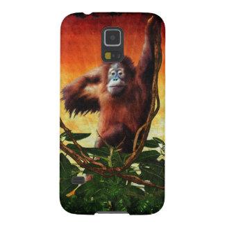 Great Ape Orangutan Wildlife Art Animal-Lover Case