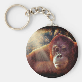Great Apes Primate Wildlife-lovers Gift Keychain