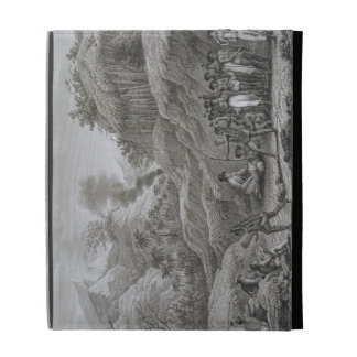Great Asian Archipelago: French explorers with nat iPad Folio Cases