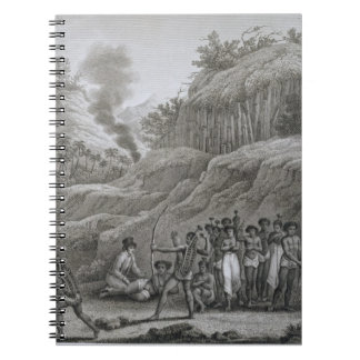 Great Asian Archipelago: French explorers with nat Notebook