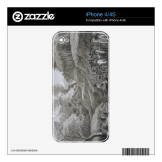 Great Asian Archipelago: French explorers with nat Skin For The iPhone 4