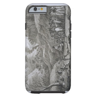 Great Asian Archipelago: French explorers with nat Tough iPhone 6 Case