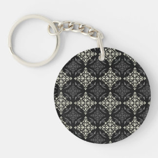 Great Attractive Trusting Sensible Double-Sided Round Acrylic Keychain