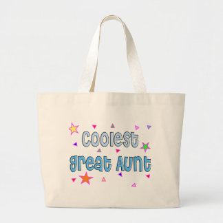 Great Aunt Gifts Large Tote Bag