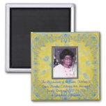 Great Aunt Rosa Refrigerator Magnet
