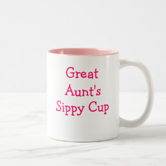 Great Aunt's sippy cup