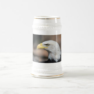 Great Bald Eagle Beer Stein