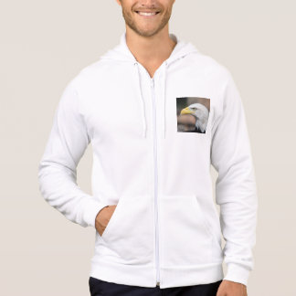 Great Bald Eagle Hoodie