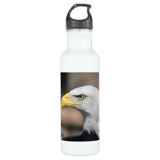 Great Bald Eagle Water Bottle
