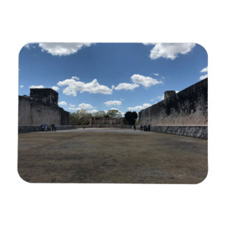 Great Ball Court, Chichen Itza Photo Magnet