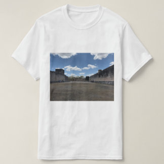 Great Ball Court, Chichen Itza T-shirt