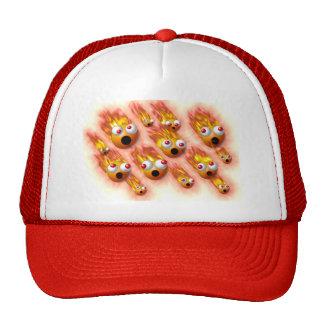 great balls of fire trucker hat
