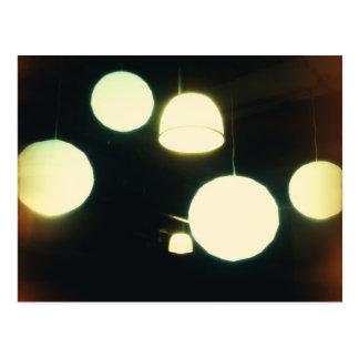 Great Balls of Light Postcard