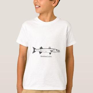 Great Barracuda Logo T-Shirt