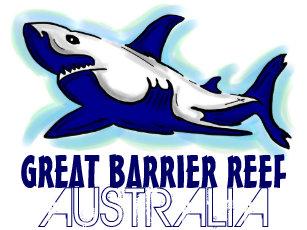 9c1c114944b Great Barrier Reef Australia blue shark theme hat
