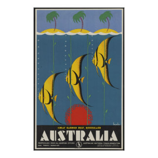 Great Barrier Reef Australia Posters