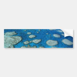 Great Barrier Reef Marine Park Queensland AU Bumper Sticker