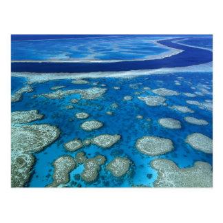 Great Barrier Reef Marine Park Queensland AU Post Cards