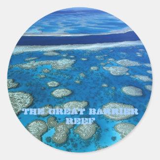 Great Barrier Reef Sticker