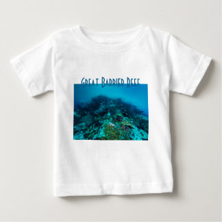 Great Barrier Reef Tropical Fish Coral Sea Baby T-Shirt