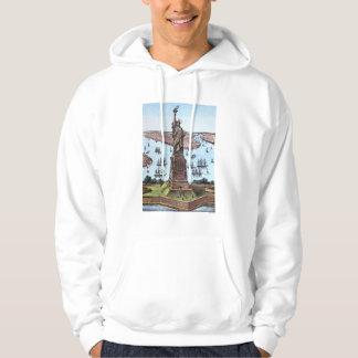 Great Bartholdi Statue Sweatshirt