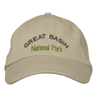 Great Basin National Park Embroidered Hat