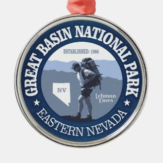 Great Basin National Park Metal Ornament