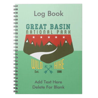 Great Basin National Park Nevada Notebook