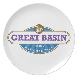 Great Basin National Park Plate