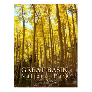 Great Basin National Park Postcard